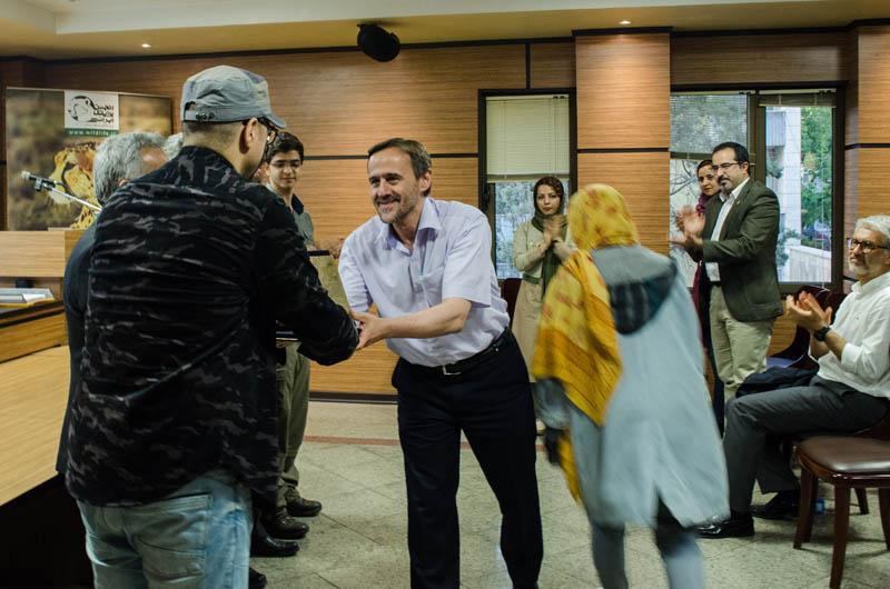 مراسم انجمن یوزپلنگ ایرانی (12)