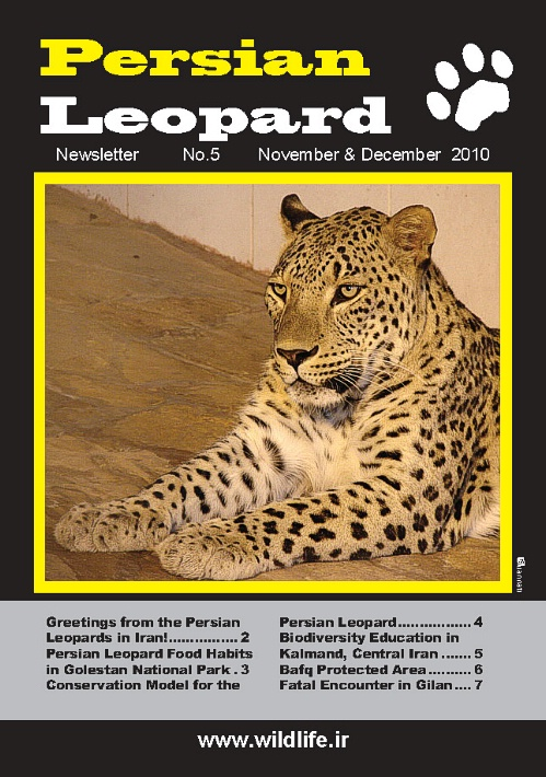 Persian leopard newsletter 5 iranian cheetah society facebook m4hsunfo