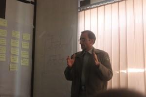 جناب آقای اکبری معاون محیط طبیعی استان یزد