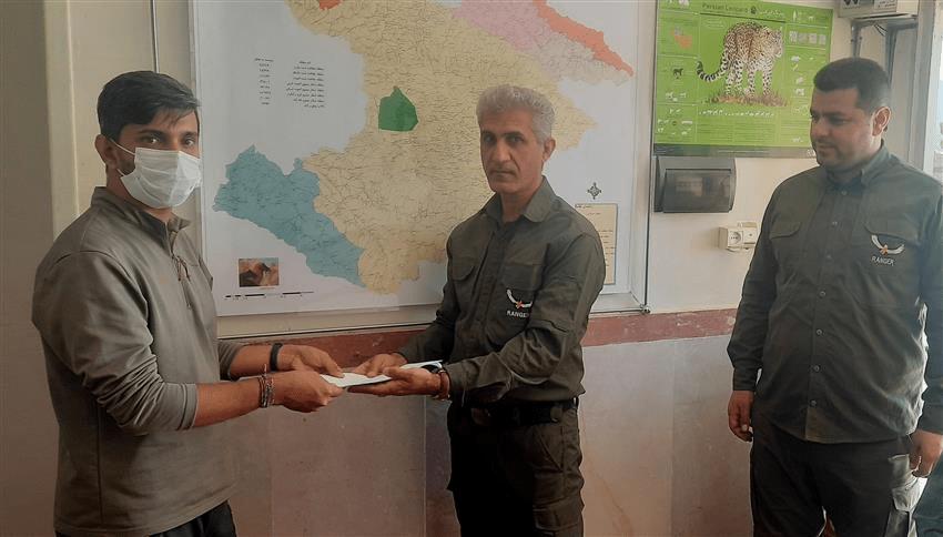 انعقاد قرارداد همکاری میان انجمن یوزپلنگ ایرانی و اداره کل محیطزیست قزوین